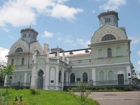 Садиба Лопухіних - Корсунь-Шевченківський