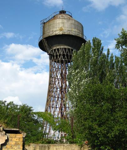 Шуховська вежа - Миколаїв