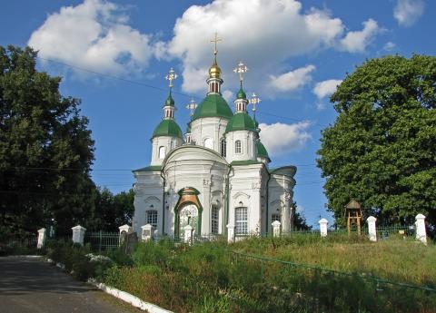 Собор Антонія і Феодосія - Васильків