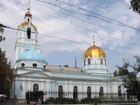 Собор Різдва Богородиці - Миколаїв