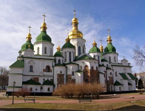Софійський собор - Київ