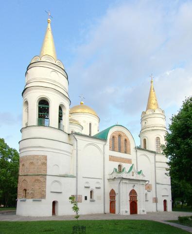 Спасо-Преображенський собор - Чернігів