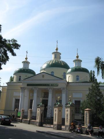 Спасо-Преображенський собор - Кропивницький