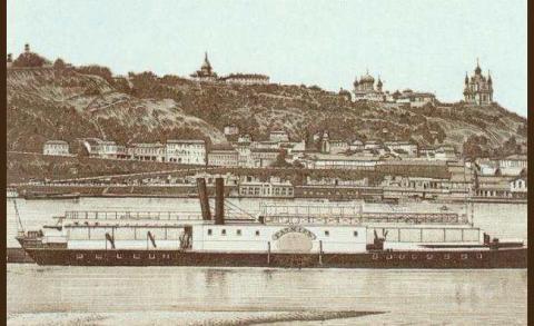 Старокиївська гора - Київ