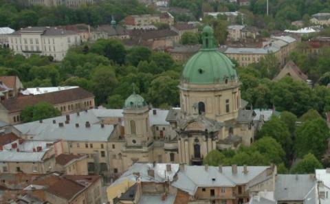Церква Пресвятої Євхаристії - Львів