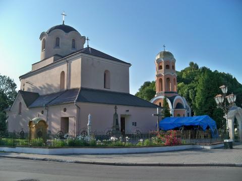 Церква Різдва Христового - Галич