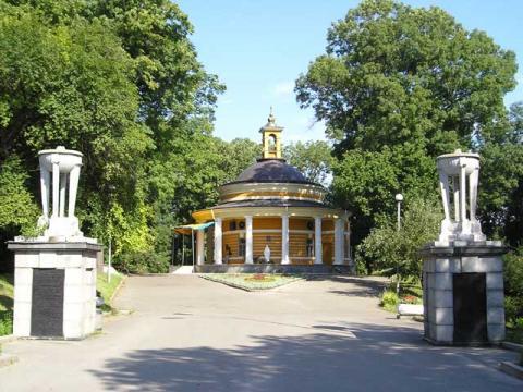 Церква святого Миколая Аскольдова могила - Київ
