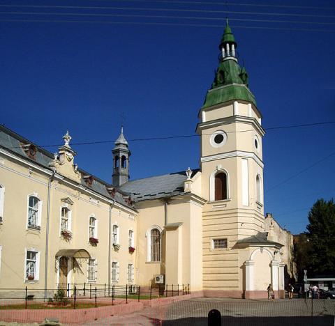 Церква святої Анни - Львів