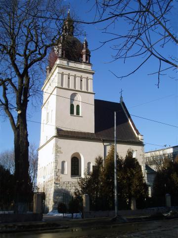 Церква святої Параскеви Пятниці - Львів