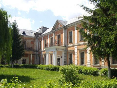 Вишнівецький палац - Тернопільська область