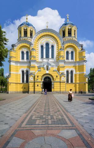 Володимирський собор - Київ