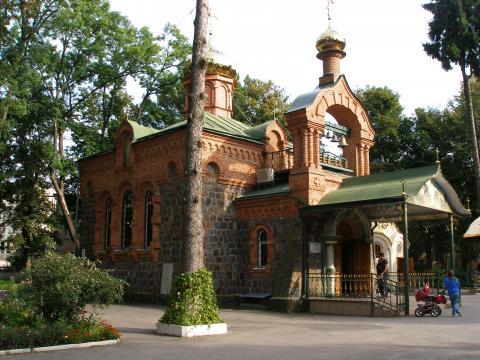 Воскресенська церква - Вінниця