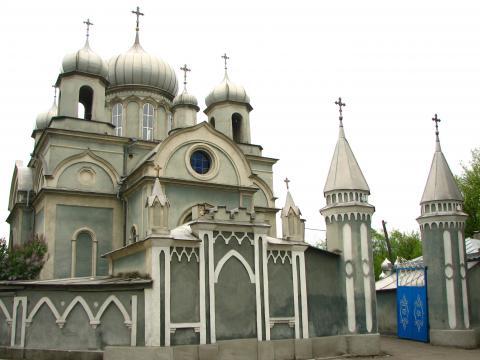 Вознесенський собор - Олександрівськ
