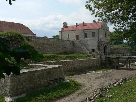 Збаразький замок - Тернопільська область