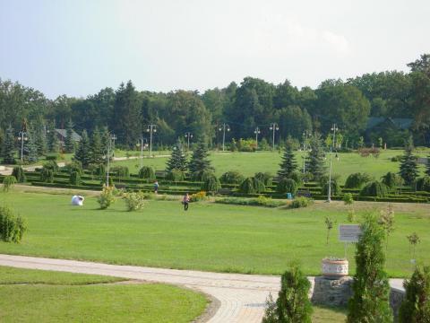 Зелене намисто Києва - парки києва