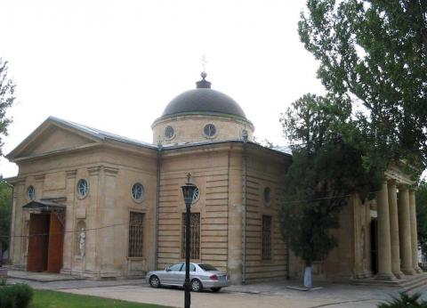 Катериненський собор - Херсон