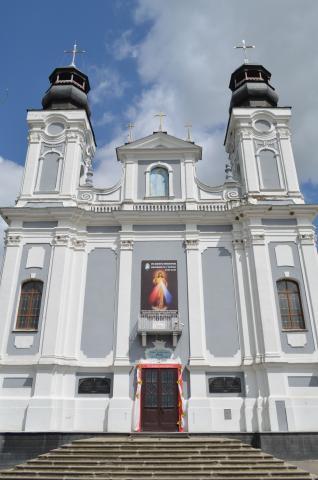 Костел Непорочного Зачаття Пресвятої Діви Марії - Мурафа