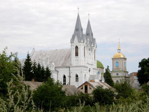 Костел святої Анни - Бар