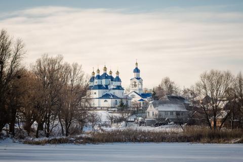 Михайлівська церква - Дашів