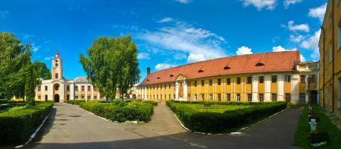 Олицький замок - Волинська область