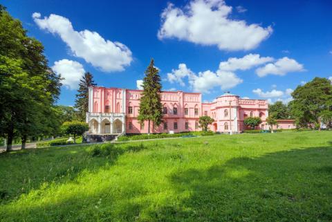 Палац Вітославських Львових - Чернятин