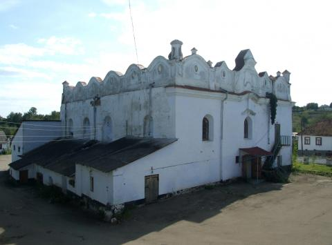 Синагога - Шаргород