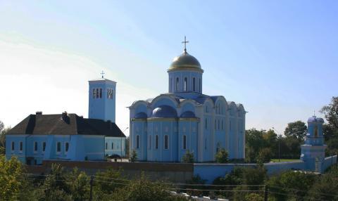 Собор Успіння Пресвятої Богородиці - Володимир-Волинський