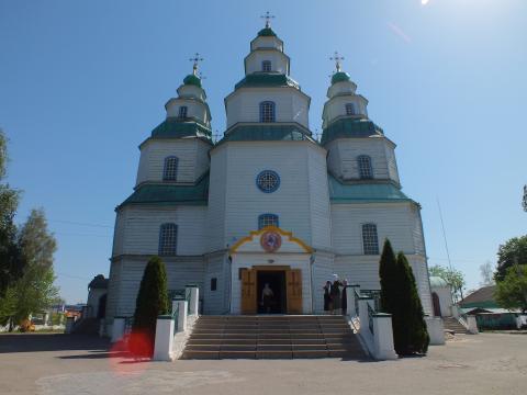 Троїцький собор - Новомосковськ