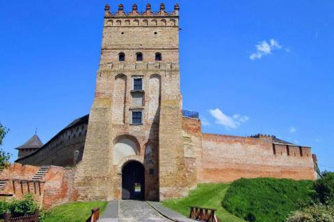 Castle of Lubart - Lutsk