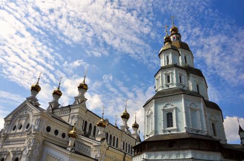 Pokrovsky Cathedral - Kharkiv