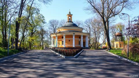 Аскольдова могила - Київ