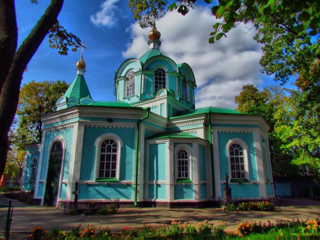 Макарівський кафедральний собор - Полтава