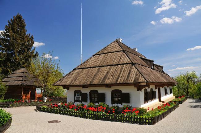 Музей садиба котляревського - Полтава