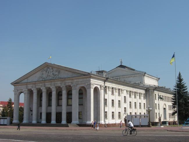 Музично драматичний театр імені Миколи Гоголя - Полтава