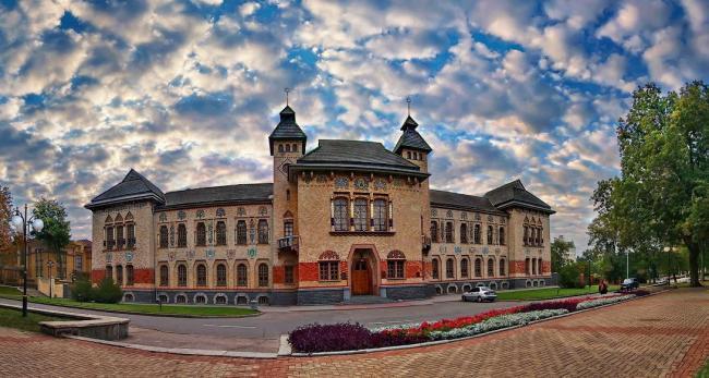 Музей імені Василя Кричевського - Полтава