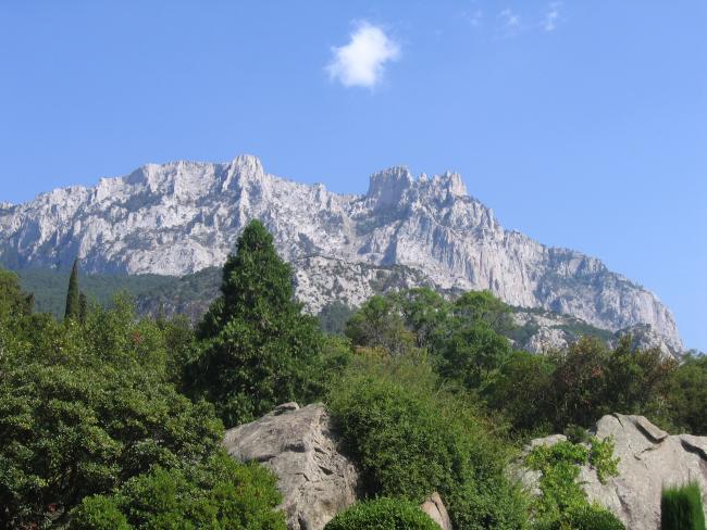 Ай-Петрі - Гора святого Петра