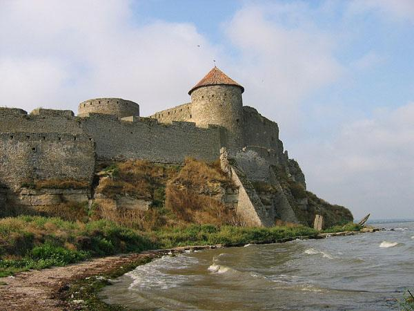 Аккерманська фортеця - Одеська область
