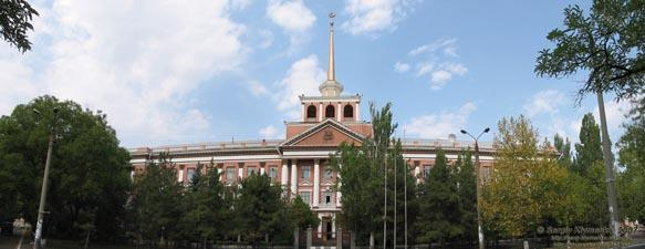 Будівля головного Адміралтейство - Миколаїв