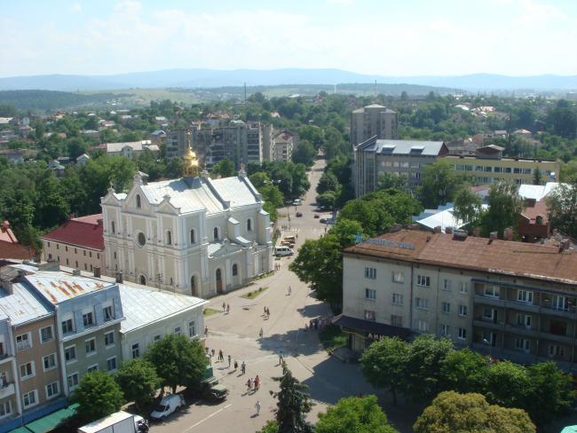 Дрогобич - Львівська область