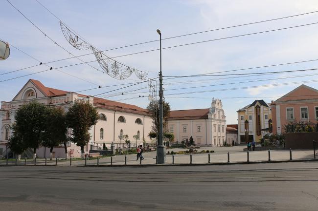 Єзуїтський монастир - Вінниця