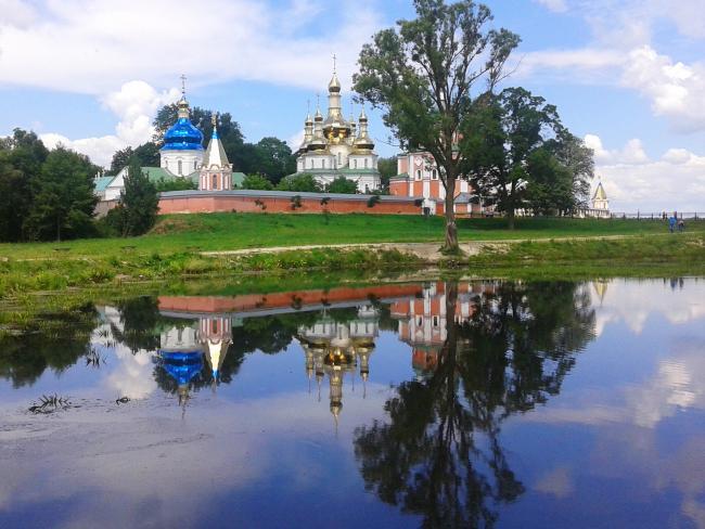 Густинський монастир - Чернігівська область
