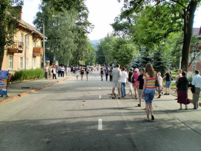 Яремче - Івано-Франківська область