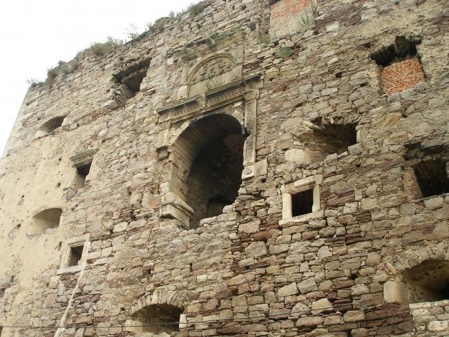 Язловецький замок - Тернопільська область