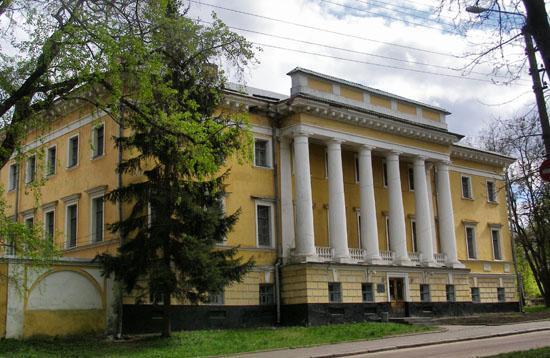 Історичний музей імені Василя Тарновського - Чернігів