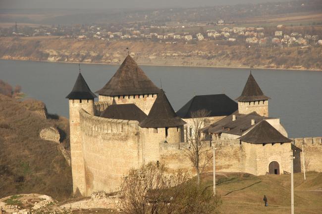 Хотинська фортеця - Чернівецька область