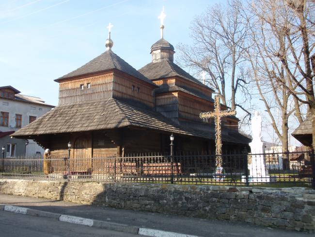 Храм великомученика Пантелеймона - Лвівська область