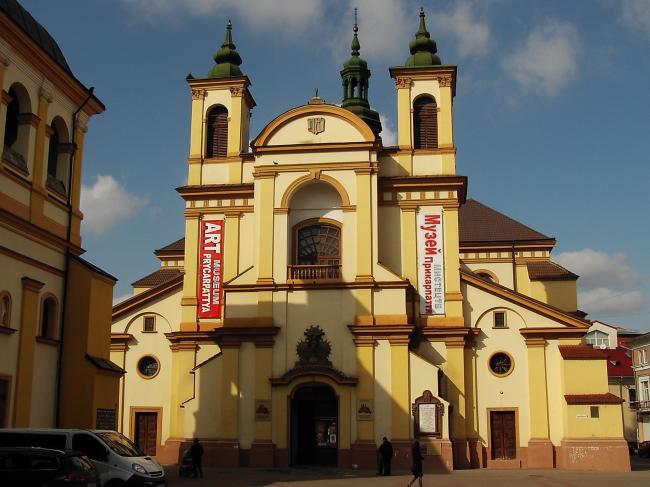 Художній музей - Івано-Франківськ