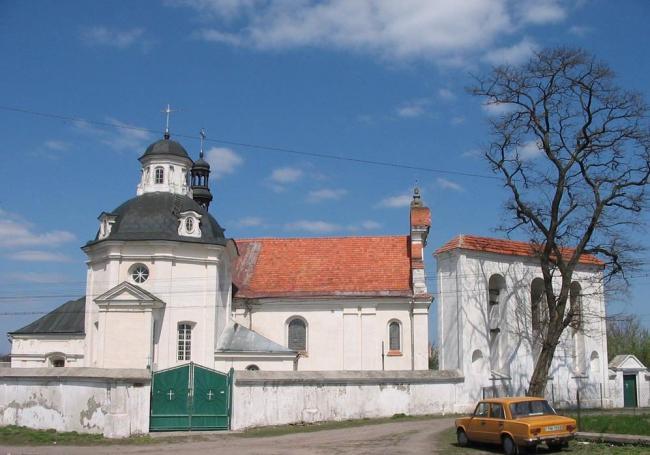 Костёл Святого Антония - Корець