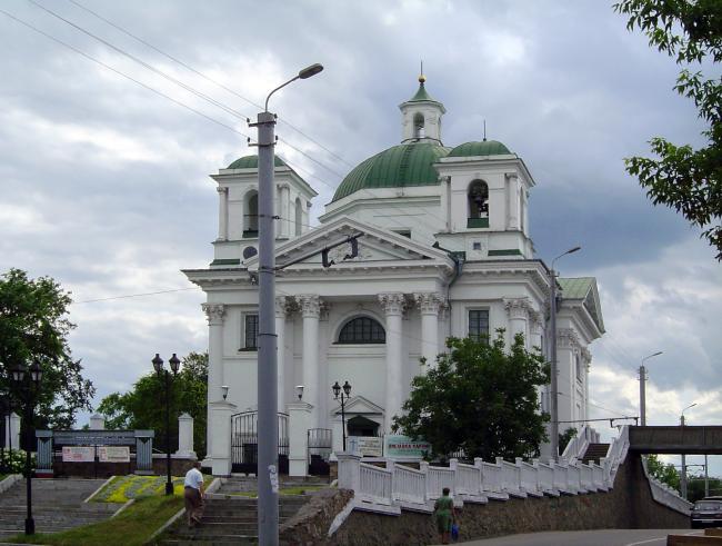 Костел святого Івана Хрестителя - Біла Церква