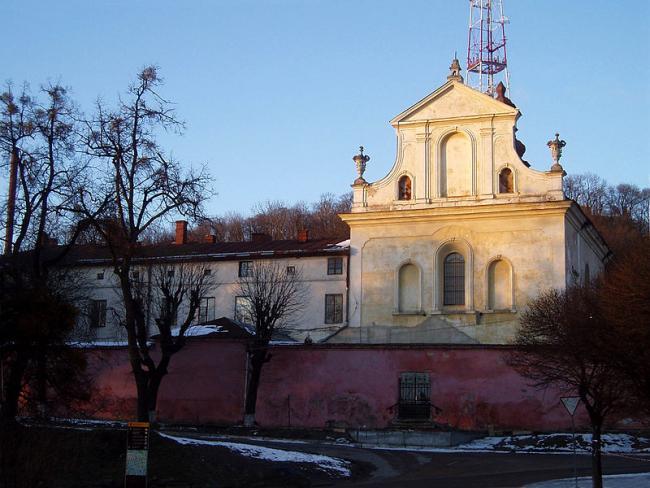 Костел святого Казимира - Львів